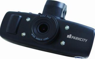 Видеорегистратор ParkCity DVR HD 350 Отзывы. Цена. Обзор