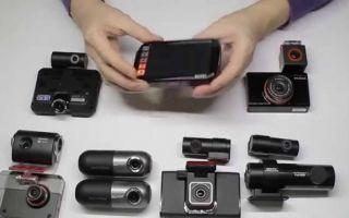Видеорегистраторы с двумя камерами которые записывают одновременно
