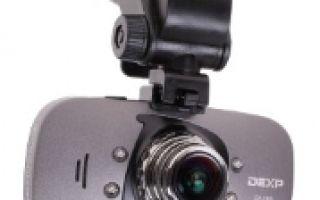 Видеорегистратор dexp ex 210l. Цена. Характеристики. Отзывы. Фото