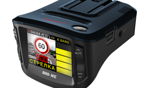 SHO-ME Combo 1 a7: Отзывы владельцев, обзор, цена, характеристики, фото