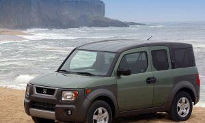 Хонда Элемент отзывы владельцев с фото