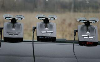 Как выбрать радар-детектор автомобильный