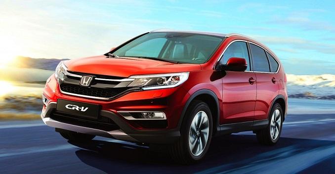 Хонда срв 2015 отзывы владельцев