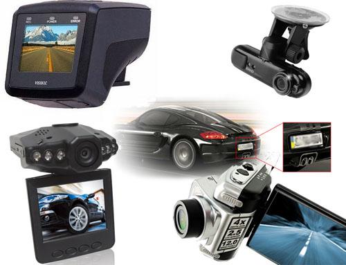 Видеорегистратор за рулём