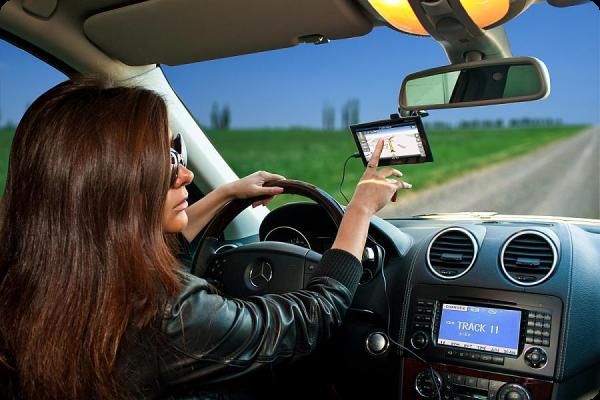 Автомобильный навигатор работает более эффективно