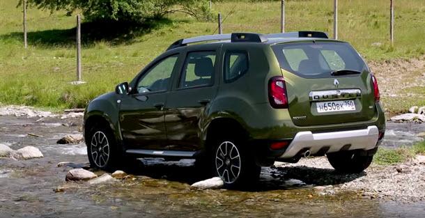 Начиная с базовой, комплектации Renault Duster будут намного богаче. Появится новая опция бесконтактного запуска двигателя, работа полного привода