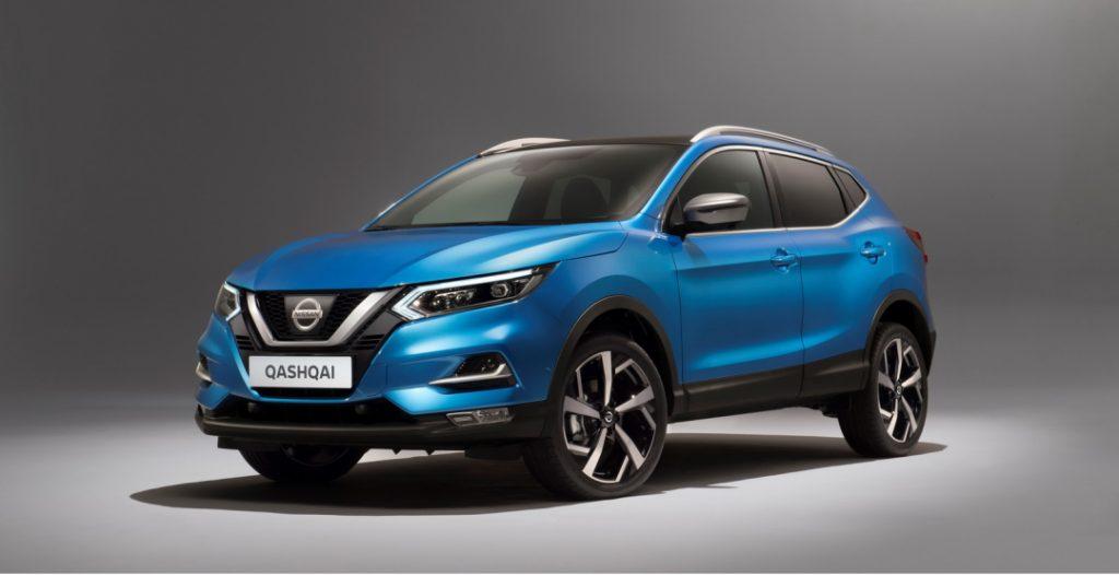 Обновленный Nissan Qashqai 2017 года подвергся серьезным изменениям во внешности.