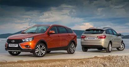 По заявлениям разработчиков Lada Vesta 2017 года в кузове универсал укомплектован будет бензиновыми ДВС 1,6 и 1,8 литра и двумя коробками передач – 5-ступенчатой механической и 5-диапазонной роботизированной.
