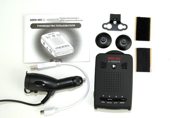 SHO-ME G-1000 STR