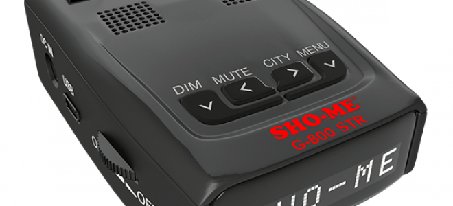 Sho-Me G-800STR Характеристики. Цена. Отзывы