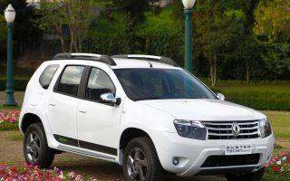 Автомобиль Рено Дастер технические характеристики комплектация цена