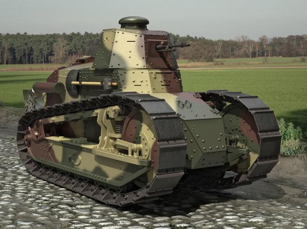 Танк FT-17