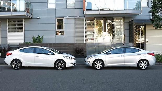 Hyundai и Kia на данный момент входят в одну финансовую группу