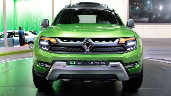 Инженеры Renault обновили внешность Renault Duster. Дизайнеры оставили «породистые» черты, угловатые формы и массивные арки колес.