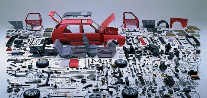 Ни для кого не секрет, что у автомобиля может быть несколько тысяч запасных частей
