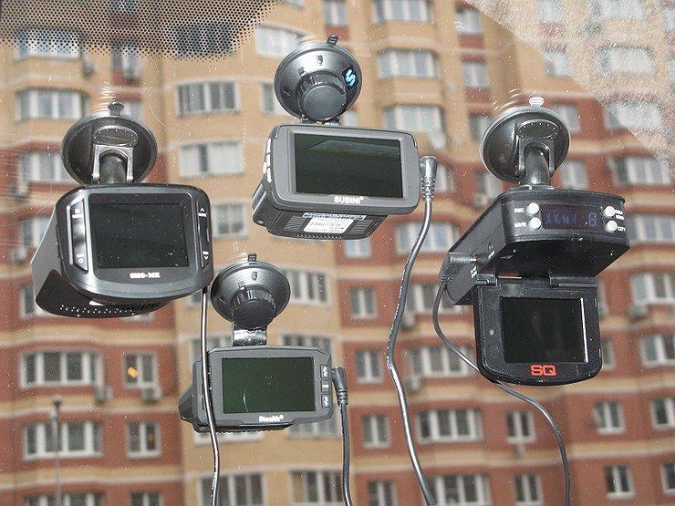 Рейтинг видеорегистраторов с антирадаром 2017
