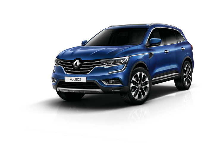 Renault Koleos 2
