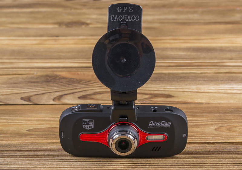 AdvoCam-FD8 Red-II (GPS+ГЛОНАСС)