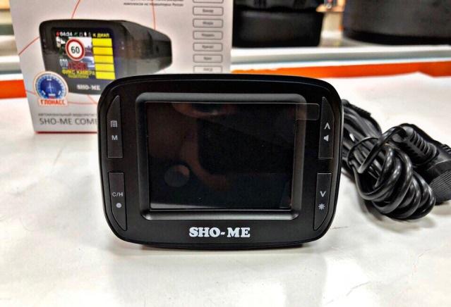 SHO-ME Combo №3 iCatch
