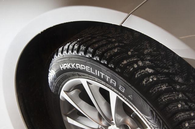 Nokian Tyres Hakkapeliitta 8