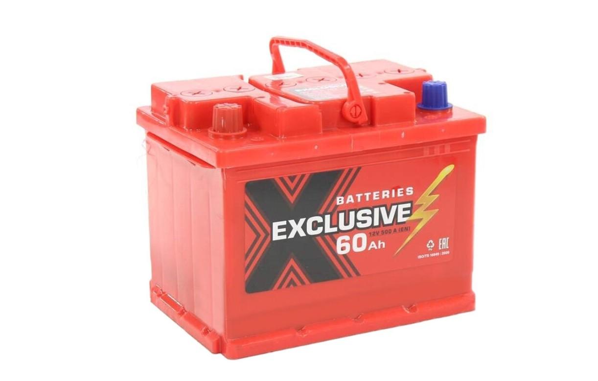 Exclusive 6СТ-60 П/П