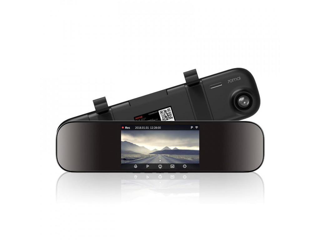 70mai Rearview Mirror Dash Cam Midrive D04