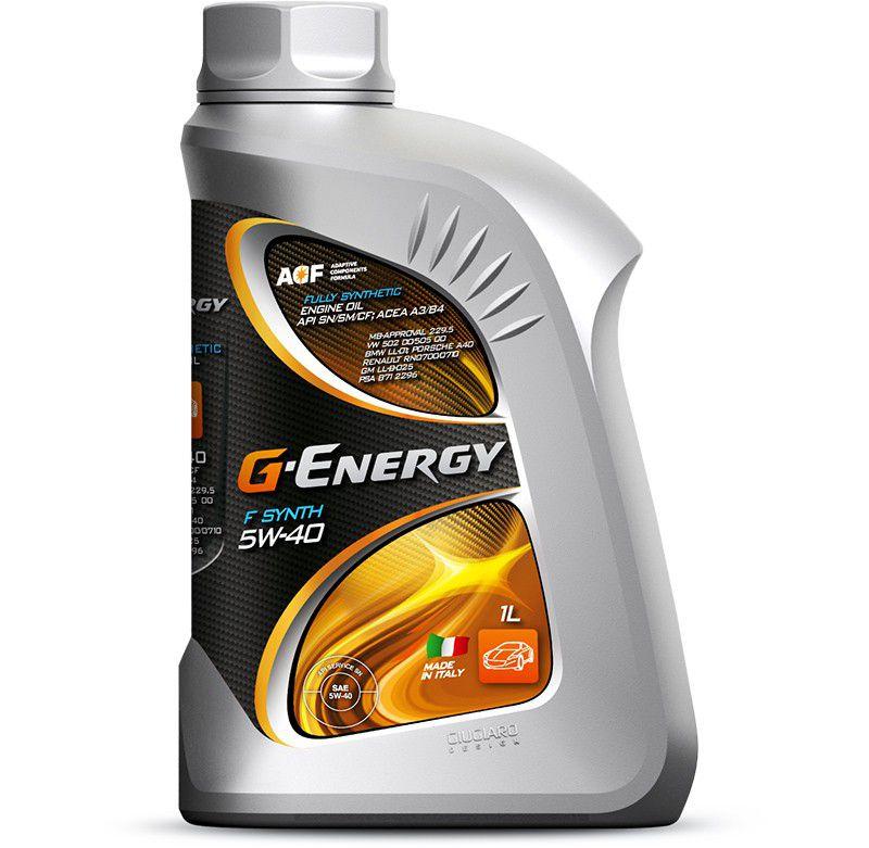 G-EnergyF Synth 5W-40