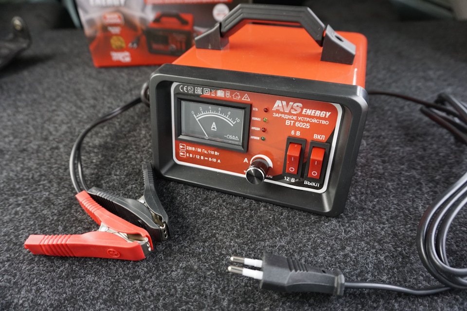 AVS Energy BT-6025